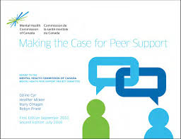 making the case for peer support
