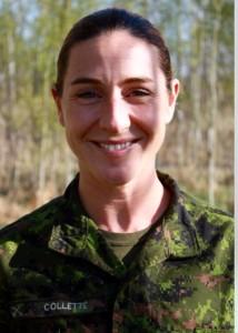 Captain Ashley Collette