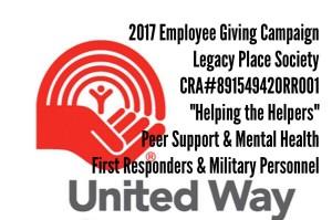 2017 employee giving UW